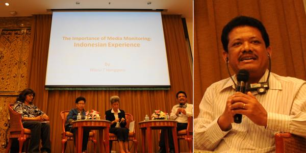 The Importance of Media Monitoring: Indonesian Experience